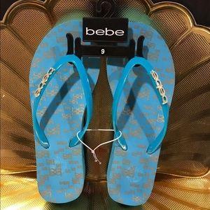 Bebe Slides size 9 New